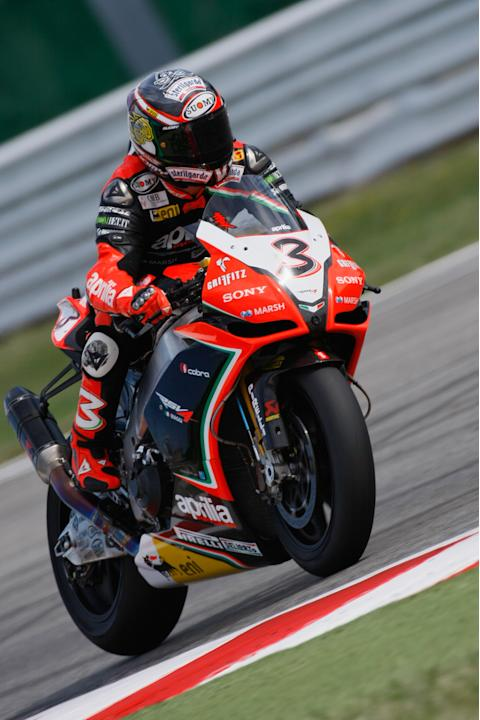 2012 Superbike FIM World Championship In Misano - Race