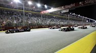 "The start of the Formula One Singapore Grand Prix in 2011. Formula One is waiting for ""the most opportune"" time to launch its $2.5 billion share sale in Singapore after turbulence returned to financial markets, a source said on Friday"