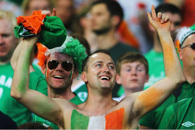 Italy v Ireland - Group C: UEFA EURO 2012