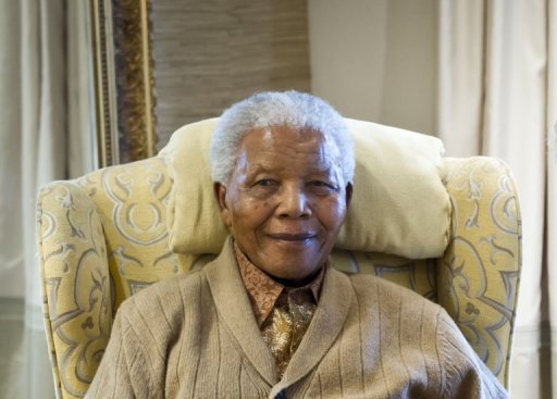 <p>A South African court convicted a second man of high treason in a white supremacist plot to kill Nelson Mandela, seen here, and drive blacks out of the country in a trial that has spanned nearly a decade.</p>