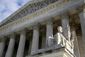 A general view of the U.S. Supreme Court in Washington