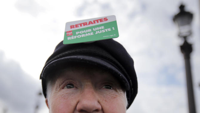 France's retirement reform: too little, too late?