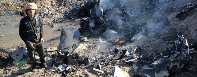 'Technical failure' caused pilot's ejection
