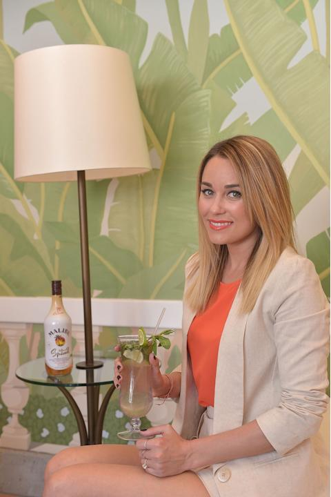 "Malibu Island Spiced Hosts ""Girls Day Out"" With Lauren Conrad"