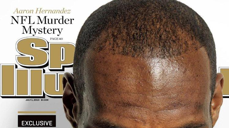 This image provided by Sports Illustrated shows the cover of the July 1, 2013 edition, featuring Lebron James. (AP Photo/Sports Illustrated) MANDATORY CREDIT