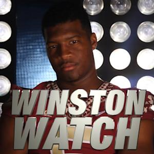 Best of FSU QB Jameis Winston vs Notre Dame | Winston Watch