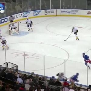 Predators vs. Rangers / faits saillants du match