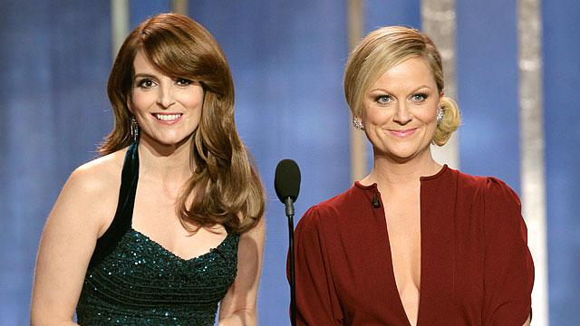 Tina Fey & Amy Poehler to Return to Host Globes