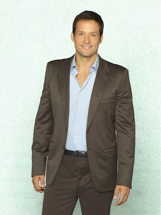 Josh Hopkins in the ABC series &quot;Cougar Town&quot;