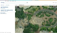 A Bird's Eye view of Tokyo Disneyland, Tokyo, Japan on Bing Maps: http://binged.it/MkruN3