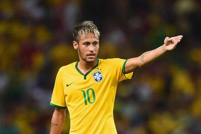 Neymar on Brazil roster for Dunga's first match as manager