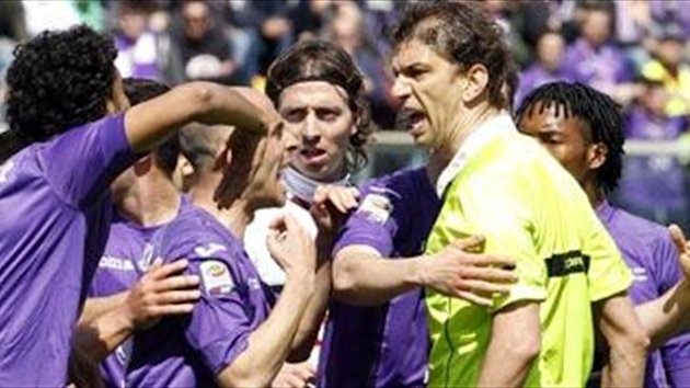 Fiorentina-Palermo brought forward