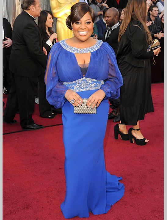 Oscars 2012: Sherri Shepherd