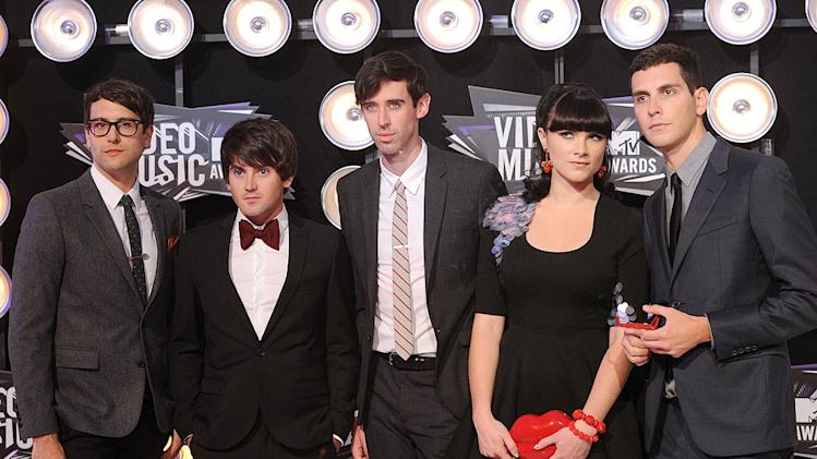 Cobra Starship MTV Vmas