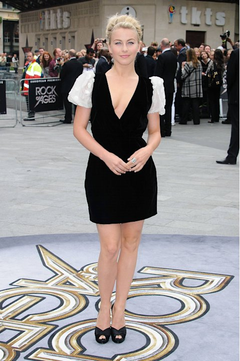Julianne HoughRock of Ages - UK film premiere held at the Odeon Leicester Square - Arrivals. London, England - 10.06.12Mandatory Credit: WENN.com