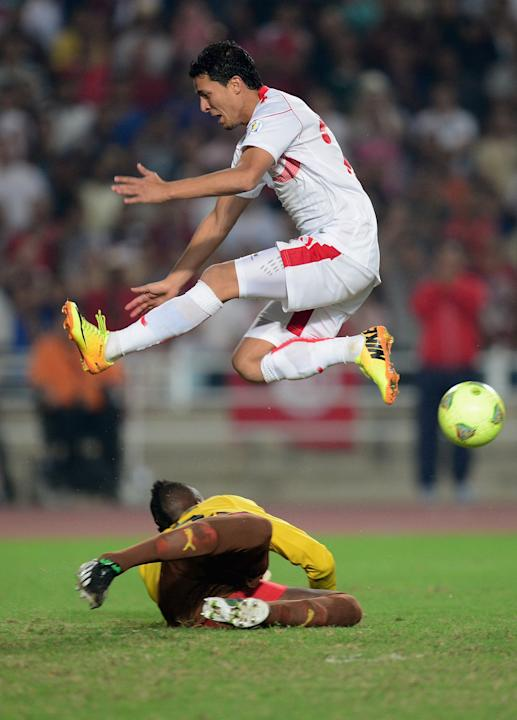 Tunisia v Cameroon - FIFA 2014 World Cup Qualifier