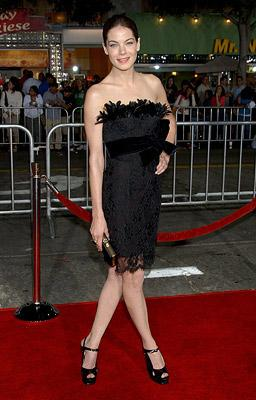 Michelle Monaghan at the Los Angeles premiere of DreamWorks Pictures' The Heartbreak Kid