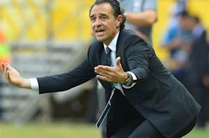 Prandelli: Italy can compete with the best