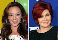 Leah Remini, Sharon Osbourne | Photo Credits: Allen Berezovsky/FilmMagic, Paul Archuleta/FilmMagic