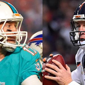 Dolphins at Broncos Preview
