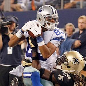 Dallas Cowboys wide receiver Terrance Williams 23-yard TD catch