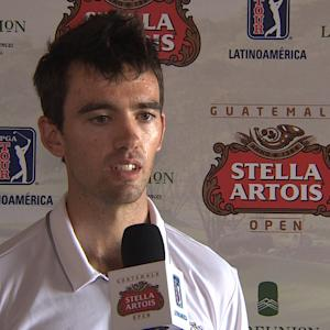 James Ross comments after Round 2 of Guatemala Stella Artois Open