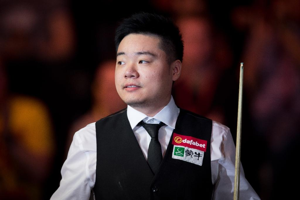 Ding to face Selby in snooker World Championship final