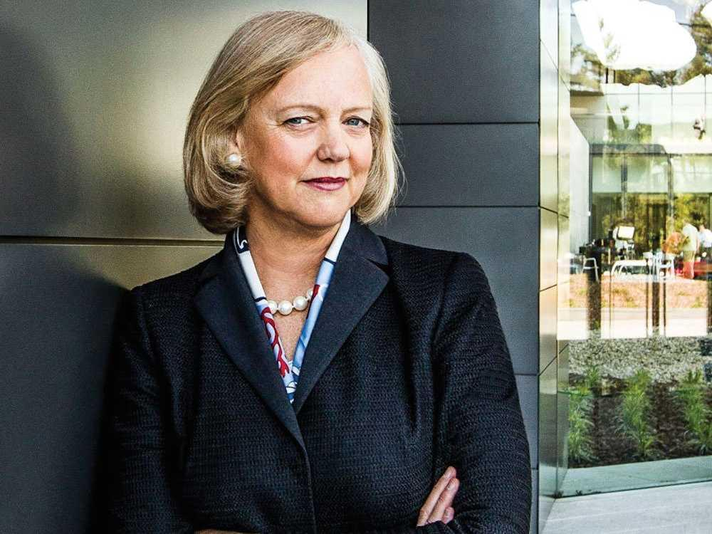 HP CEO Meg Whitman makes the whole company follow the advice in this book
