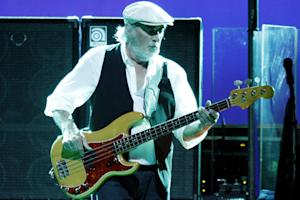 Fleetwood Mac's John McVie Cancer Diagnosis Prompts Cancellation of Tour Dates