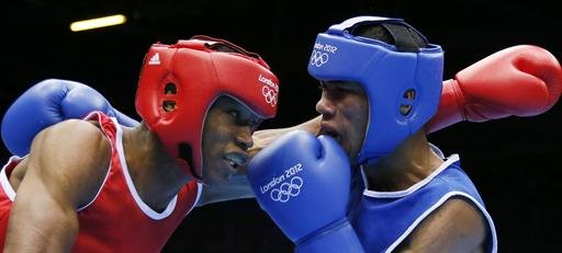 Boxeo - El dominicano Arias gana al colombiano Marriaga en su debut en Londres-2012
