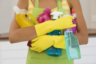 How healthy are your cleaners?