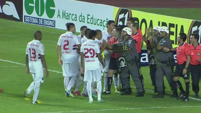 Sao Paulo lose to Corinthians on penalties in the semi-finals of Campeonato Paulista