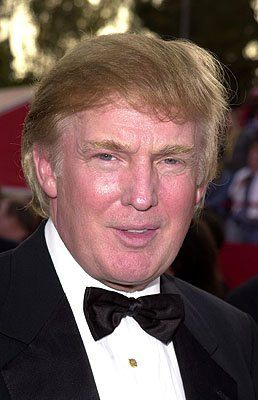 Donald Trump 73rd Academy Awards Los Angeles, CA  3/25/2001 Donald Trump