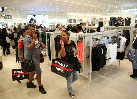 Mall of Africa opens in South Africa as economic outlook sours