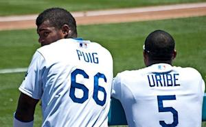 Los Angeles Dodgers' Yasiel Puig Needs to Be Less Aggressive