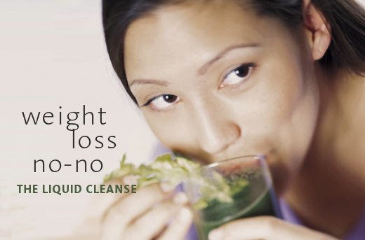 Weight Loss No-No: The Liquid Cleanse Healthy Living - Shine from Yahoo Canada
