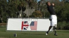 Wounded Heroes Compete for 2012 Simpson Cup