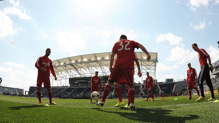 MLS: Toronto FC at Philadelphia Union