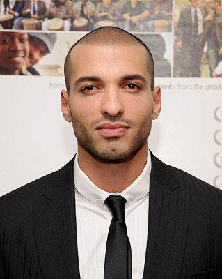 Haaz Sleiman at the New York City premiere of Overture Films' The Visitor – 04/01/2008 Photo: Dimitrios Kambouris, WireImage.com