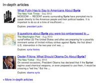 Google expands in-depth article search results, makes it easier to explore relevant topics