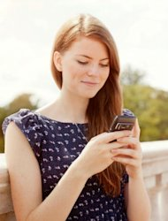 So, the news today says texting makes us more honest? Researchers at the University of Michigan say were more open to disclosing sensitive information via text. But whether or not were more truthful using the written word, there are some things we just shouldnt text. Like, ever