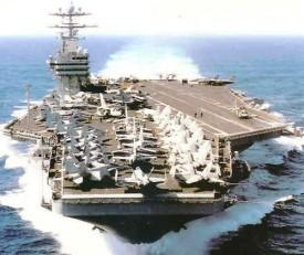 Fox Aircraft Carrier Pilot 'Wild Blue' Pushed