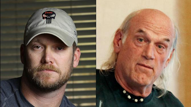 Ventura wants 'American Sniper' lawsuit to proceed