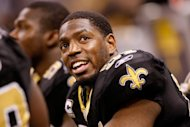 New Orleans Saints linebacker Jonathan Vilma, pictured here in 2010, has accepted the NFL's invitation to meet with commissioner Roger Goodell