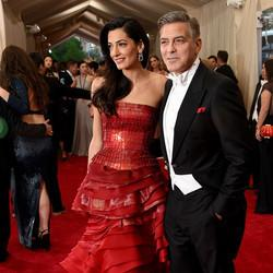 George Clooney And Amal Alamuddin Break Hearts On The Red Carpet