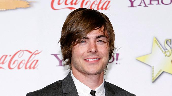 ShoWest 2009 Awards Ceremony Zac Efron