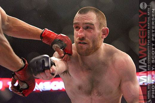 Pat Healy Admits to Positive UFC 159 Drug Test