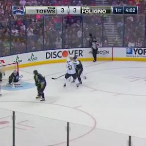 Carey Price Save on Rick Nash (16:00/1st)