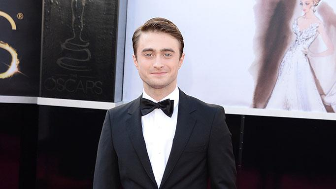 85th Annual Academy Awards - Arrivals: Daniel Radcliffe
