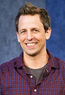 Seth Meyers | Photo Credits: Michael Stewart/WireImage